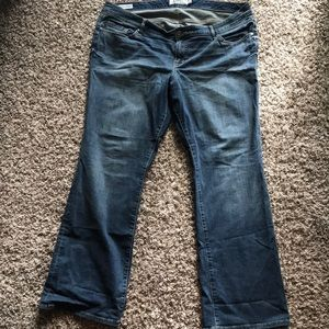 Torrid Medium Wash Relaxed Boot Jeans size 20R